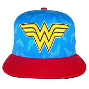 Nwt! Dc Comics Wonder Woman Snapback Hat Superhero